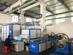 华南农业大学液压综合试验台(含伺服阀伺服缸)